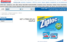 Free Ziploc's Fresh Shield Brand Bags