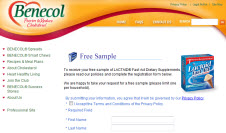 Free LACTAID Fast Act Dietary Supplements Sample