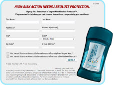 Free Degree Absolute Protection Sample