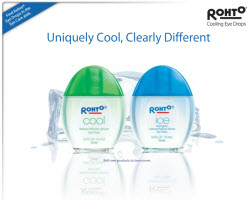 Free Sample of Rohto Cool Eye Drops