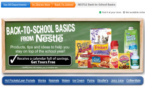 Free Coupon Booklet from NESTLE®