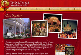 Free Christmas New Orleans Style Planning Guide
