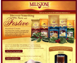 Free Sample of Millstone Coffee