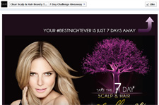 Free Clear Scalp & Hair Beauty Therapy Sample