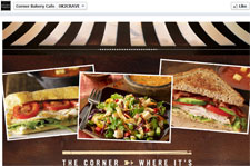 Free Corner Combo at Corner Bakery Cafe First 10,000
