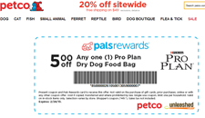 Free Petco Pro Plan Dry Dog Food