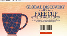 Free Teavana Tea Sample