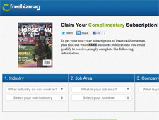 Free Practical Horseman Magazine Subscription