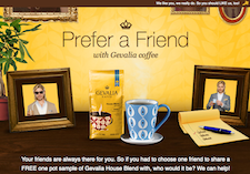 Free Gevalia Coffee Sample