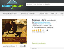 Free Treasure Island Audiobook