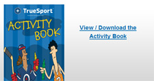 Free True Sport™ Youth Activity Book