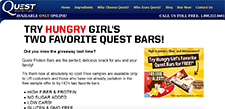 Free Quest Protein Bars Sample