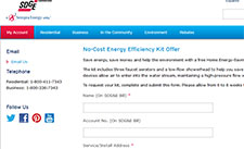 Free Energy Efficiency Kit for Sempra Energy Customers