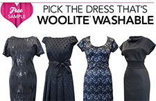 Free Woolite Sample