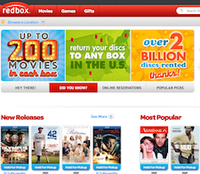 Free Redbox DVD Rental Today