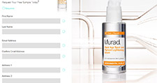 Free Murad Rapid Age Spot and Pigment Lightening Serum sample