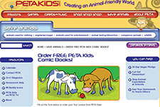Free Petakids Comic Books