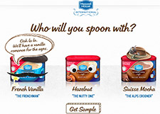 Free Maxwell House Coffee Creamer Sample