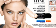 Free Sample Of Maybelline FIT ME