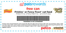 Free Petco Pet Food Coupon For Cats and Dogs