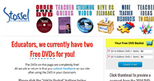 Free Stossel In The Classroom DVD's
