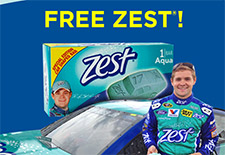Free Zest Soap First 200 Starting 9/9/13