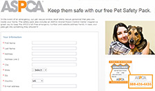 Free ASPCA Animal Poison Control Center Magnet