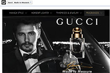 Free Gucci Made To Measure Fragrance Sample