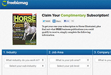 Free Horse Illustrated Magazine Subscription