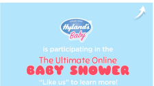 Free Hyland's Teething Tablets Sample