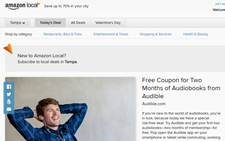 Free Coupon for Two Months of Audiobooks from Audible